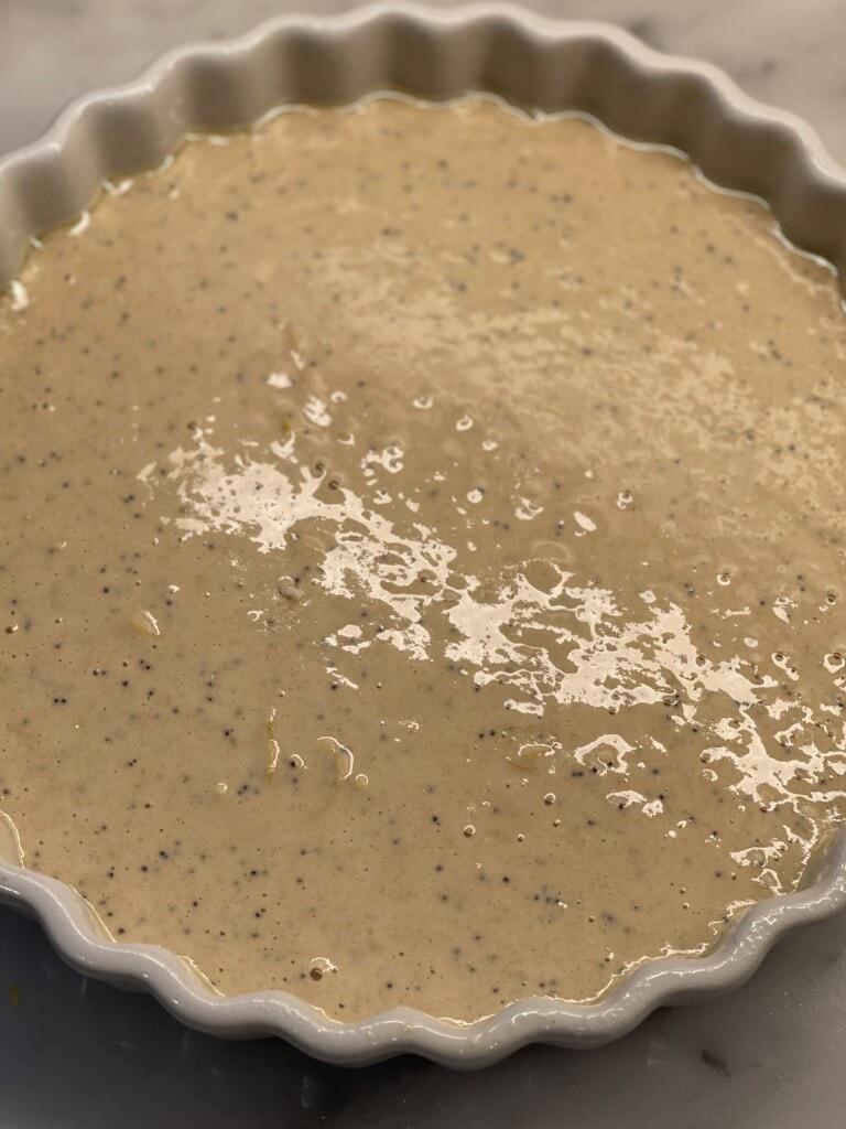 lemon pancake bake