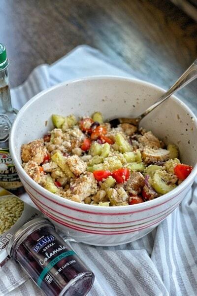 greek protein bowls