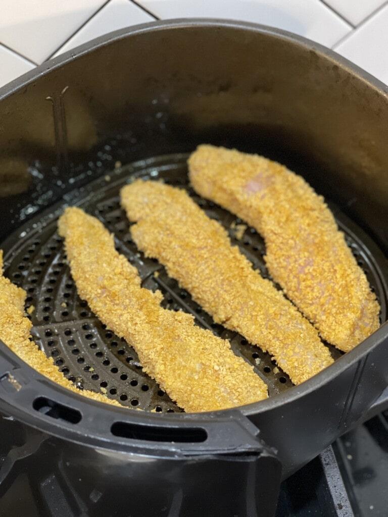 air fried chicken tenders